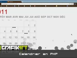 Les DATES en PHP Cours vidéo