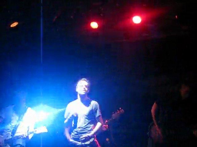 fishing with guns, en concert, au point ephemere,live,2011