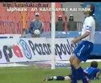 Hraklis Olympiakos 0-1 2004-2005