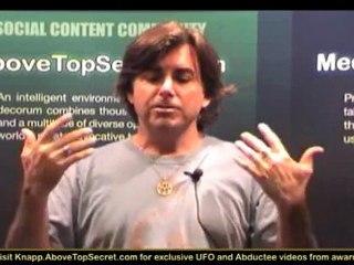 Jim Marrs on UFOs, a Senoma Sighting, and a 2012 Galactic Tsunami