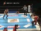 Hiroshi Tanahashi vs Kazuchika Okada