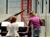 Lisa Batiashvili & Hélène Grimaud: piano & violon réunis