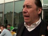 Jools Holland interview about opening Turner Contemporary