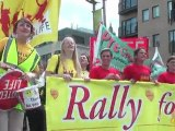 All Ireland Rally for Life : 2 July 2011 : Pro-life Rally