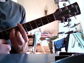 Visionnez les Cours Vidéo de Les Animaniacs G�n�rique Accords Tab Guitare  + Cours