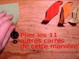 Origami modulaire : Le cube modulaire