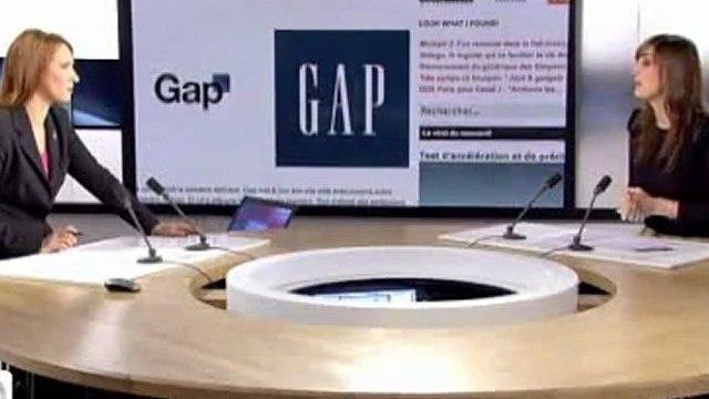 Spécial Facebook : le film « The social network », le logo de Gap et les bébés en ligne