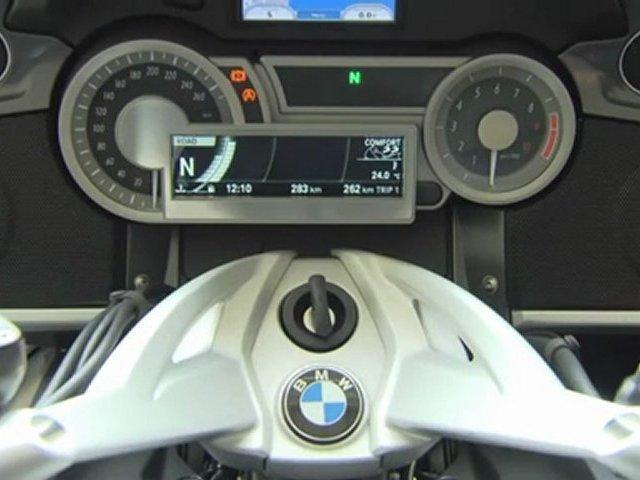 BMW Motorcycles 2012 K1600GTL