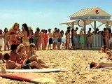 Anuncio Spot Diet Pepsi con Sofia Vergara y David Beckham en la playa. Abril 2011