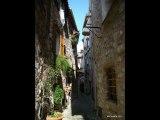 Saint Paul-de-Vence : Balade dans les rues de cette belle Provence