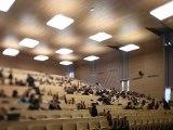 Réhabilitation de l'amphithéâtre de la faculté de Droit de Nancy par AACZ