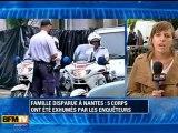 Famille disparue à Nantes : 5 corps retrouvés