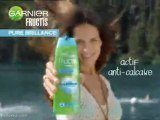 pub Garnier Fructis Pure Brillance 2011