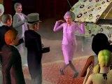 Sims 3: Generations - Parodie du mariage du prince William