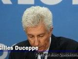 Gilles Duceppe: Un grand chantier pour un Québec vert