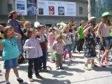 flash mob Robin Hood