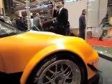 Boardwalk Porsche 911 GT3 R Hybrid Paris Auto Show
