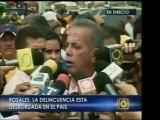 El alcalde de Maracaibo Manuel Rosales opinó que la interven