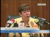 @globovision Rectora de la UCV asegura que situacion en la c