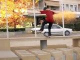 Thanks skateboards - Celian Cordt Moller