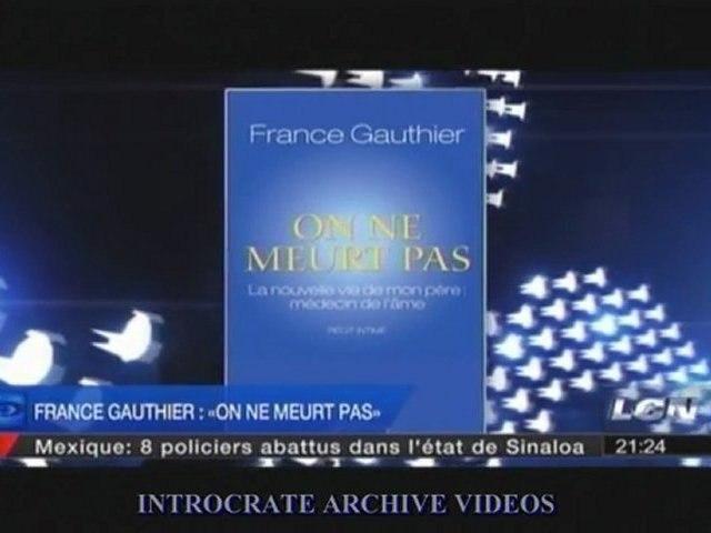 On ne meurt pas, France Gauthier - 2 de 3