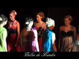 Miss Ternois 2011 Robes du soir