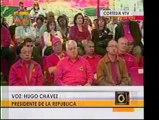 @globovision  Presidente Chavez en su programa dominical