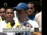 La UPEL  denunció al gobernador Rafael Isea ante la OEA por