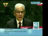 Jorge Valero habla del bloqueo de Estados Unidos hacia Cuba