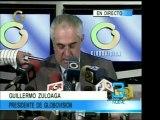 Guillermo Zuloaga, pdte. de Globovision, afirmó que el Pdte.