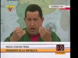 @Globovision Chavez ordena investigacion al presidente del b
