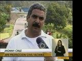 Protección Civil da informes sobre la caída del puente Escal