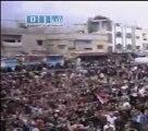 Al menos diez muertos en la represión siria de las protestas políticas