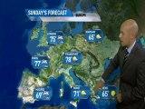 European Vacation Forecast - 04/22/2011