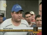 Pescadores del Lago de Maracaibo exigen sus pagos a PDVSA en