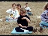 Kids Practising Falun Gong (Falun Dafa)