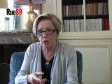 Danièle Sallenave : interview d'une nouvelle académicienne 1/3