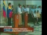 Resumen de los puntos acordados entre Colombia y Venezuela l