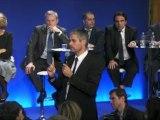 UMP Convention Laïcité - Laurent Wauquiez, ministre des Affaires européennes