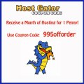 Hostgator Coupon Code, Hosting for One Penny