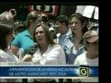 En Maracaibo se espera a Eveling Trejo de Rosales para su ju