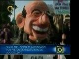 Cientos de manifestantes en Italia piden la renuncia de Berl