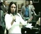 Intervención de la diputada María Corina Machado durante la