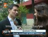 Dizi TV - Özlem Yılmaz & Serhan Yavaş Ropörtajı (24.04.2011)