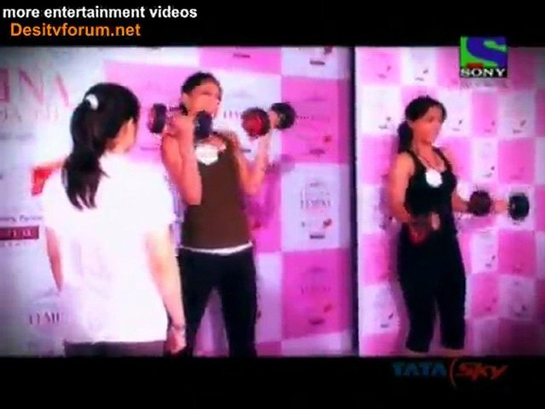 Pantaloons Femina Miss India 2011 - 24th April 2011 Watch Online - Part4