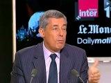 Guaino sur Marine Le Pen