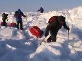 Pôle Nord à pied suite et fin