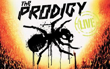 The Prodigy - World's On Fire - cd/dvd/blu-ray trailer