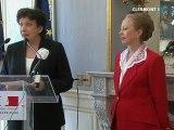Martine Brunswig, Officier de l'Ordre du Mérite (Clermont)