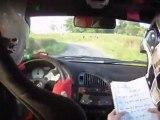 Rallye des Gueules Noires  2011 - BARBIER / BRUCHARD - ES3 - GBSport